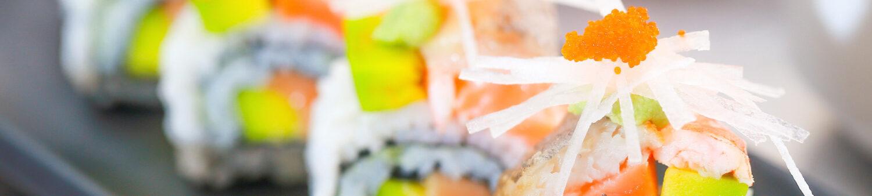 MWT Home sushi