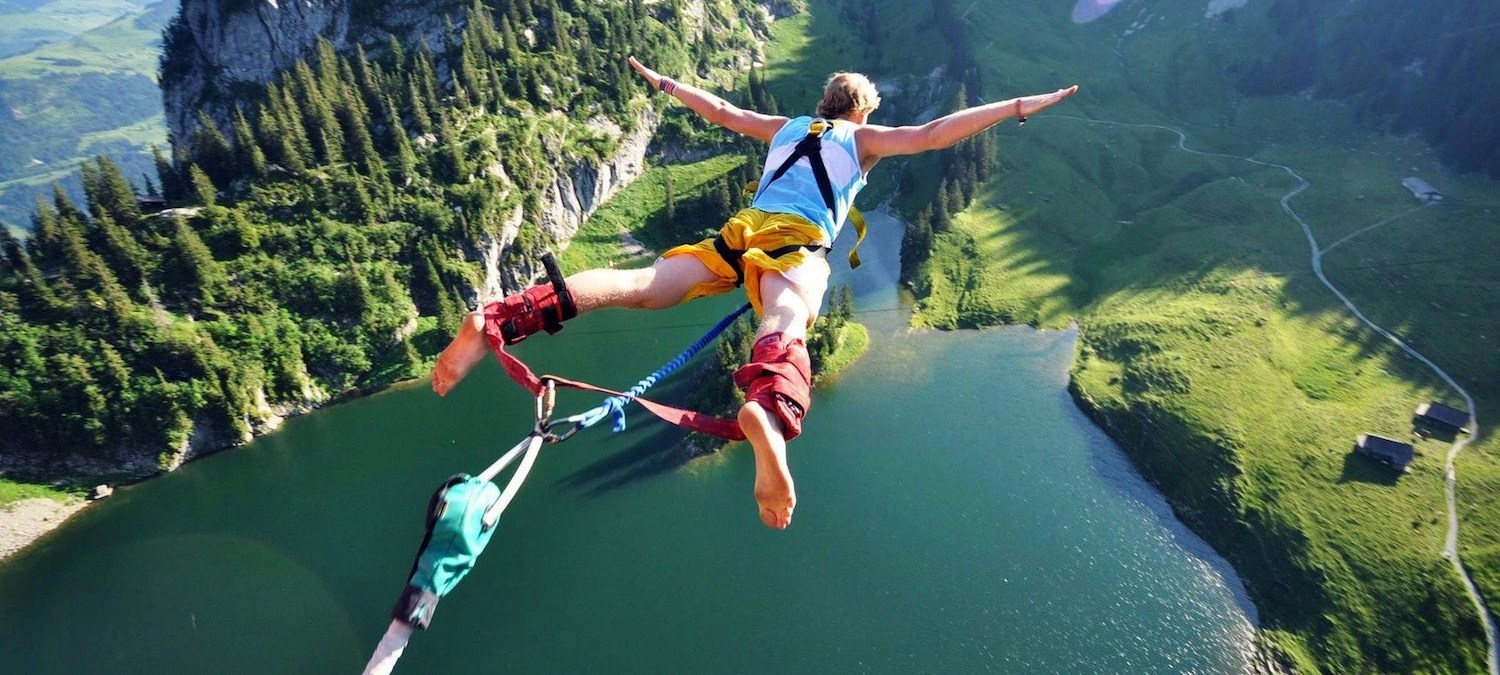 Bungee Interlaken